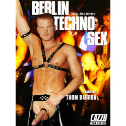 Berlin Techno Sex DVD (Cazzo) (01593D)