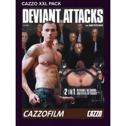 Deviant Attacks: Deviant Detours & Artiffic Attacs 2-DVD-Set (Cazzo) (04411D)