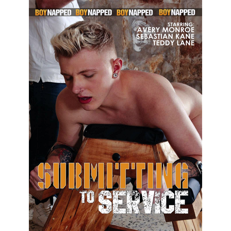 Submitting To Service DVD (Boynapped) (18802D)