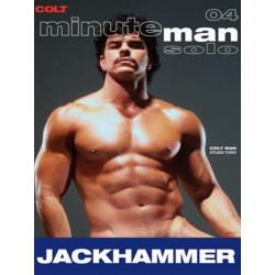 Minute Man 04 Jackhammer (REMASTERED) DVD (Colt's Minute Man) (06321D)