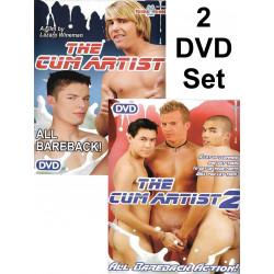 The Cum Artist 1&2 2-DVD-Set (Skin 2 Skin) (18884D)