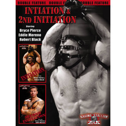 Initiation & 2nd Initiation DVD (Raging Stallion) (18899D)