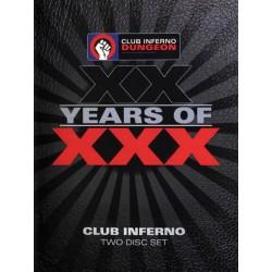 XX Years Of XXX Club Inferno 2-DVD-Set (Club Inferno (von HotHouse)) (18898D)