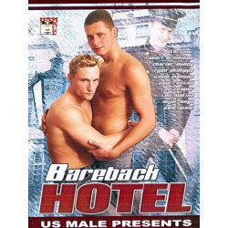 Bareback Hotel DVD (US Male) (18829D)