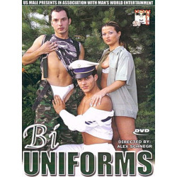 Bi Uniforms DVD (US Male)