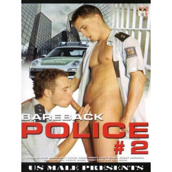 Bareback Police #2 DVD (US Male) (18835D)