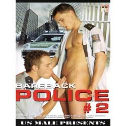 Bareback Police #2 DVD (US Male) (18835D)