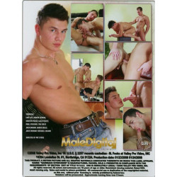 Bareback Interviews #1 DVD (US Male) (18830D)
