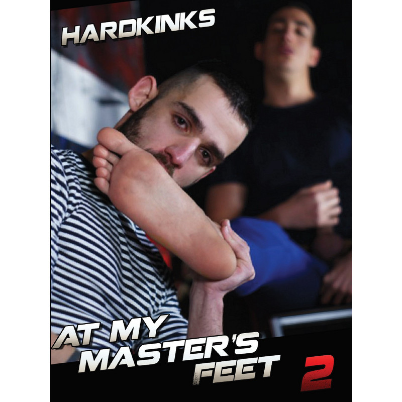 At My Master`s Feet 2 DVD (Hard Kinks) (18795D)