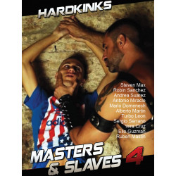 Masters and Slaves #4 DVD (Hard Kinks)