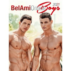 Bel Ami Online Boys 2021 Calendar (M1010)
