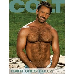 Colt Hairy Chested 2021 Calendar (Colt)
