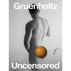 Gruenholtz Uncensored 2021 Calendar (M1021)