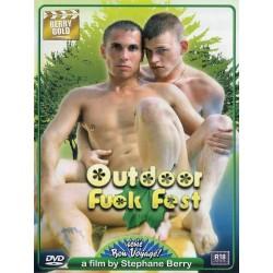 Outdoor Fuck Fest DVD (Berry Prod) (19015D)