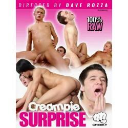 Creampie Surprise DVD (Cheeky) (19203D)