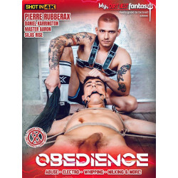 Obedience DVD (My Dirtiest Fantasy) (19131D)