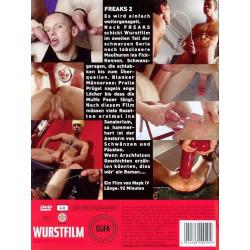 Bareback Freaks #2 DVD (Wurstfilm) (02399D)