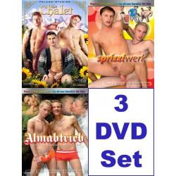 Shot at Haus Romeo 3-DVD-Set (Falcon)