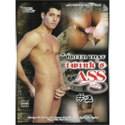 Breed That Twink`s Ass #2 DVD (White Water Production) (18841D)