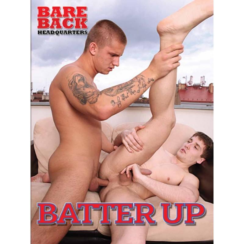 Batter Up DVD (Bareback Headquarters) (19227D)