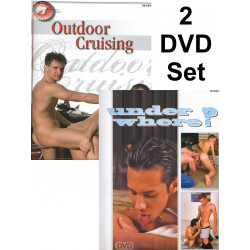 Garden Sextasy & Under Where? 2-DVD-Set (Young Gay) (19273D)