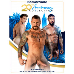 20th Anniversary Coll. #1 DVD (Naked Sword)