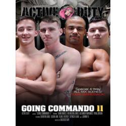Going Commando #11 DVD (Active Duty) (19256D)