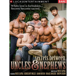 Secrets Between Uncles & Nephews DVD (LucasEntertainment) (19164D)