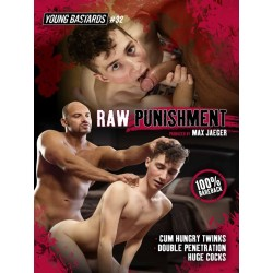 Raw Punishment DVD (Young Bastards) (19046D)