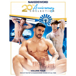 20th Anniversary Coll. #4 DVD (Naked Sword) (19198D)