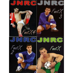 Foot X 1-4 4-DVD-Set (JNRC) (19395D)
