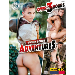 Twink Scout Adventures DVD (Staxus) (19508D)