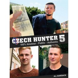 Czech Hunter #5 DVD (Czech Hunter) (19441D)