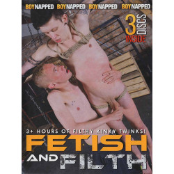 Fetish And Filth 3-DVD-Set (Boynapped) (19423D)