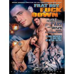 Frat Boy Fuck Down (Catalina) DVD (Channel-1) (06791D)