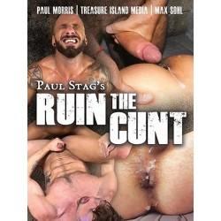 Ruin The Cunt DVD (Treasure Island)