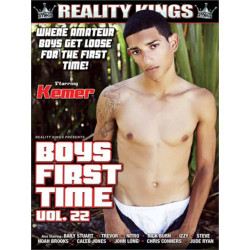 Boys First Time #22 DVD (Reality Kings) (19591D)