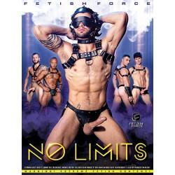 No Limits (Fetish Force) DVD (Raging Stallion Fetish & Fisting) (19499D)