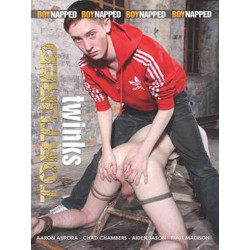 Tortured Twinks DVD (Boynapped)