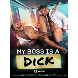 My Boss is A Dick DVD (Raging Stallion) (19551D)