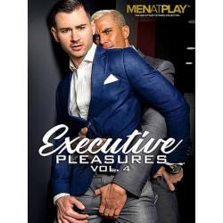 Executive Pleasures Vol. 4 DVD (Men At Play) (19639D)