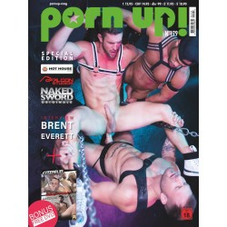 PornUp 179 Magazine + French Thugz #1 DVD (M0279)