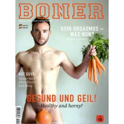Boner 090 Magazine 02/2021 (M5490)