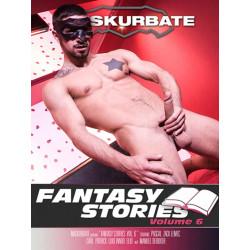 Fantasy Stories #6 DVD (Maskurbate)