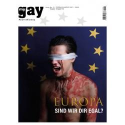 myGAY 002 Magazine 02/03 2021 (M5702)