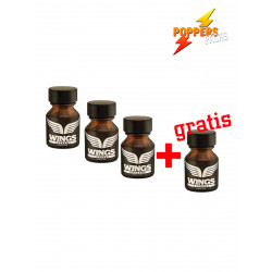 3 + 1 WINGS 10 ml Liquid Incense (Aroma) (P0208)