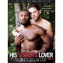 His Sister`s Lover #3 DVD (Icon Male) (19784D)