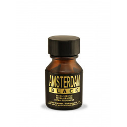 Amsterdam Black 10ml Liquid Incense (Aroma) (P0134)