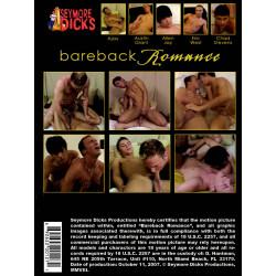 Bareback Romance DVD (Seymore Dicks) (20006D)