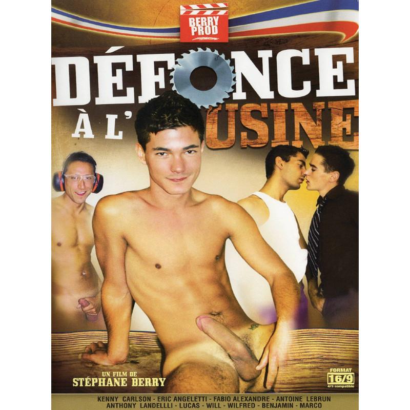 Defonce A L`Usine DVD (Berry Prod) (19004D)